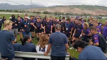 Rocky Mountain Rugby wins tier II national championship