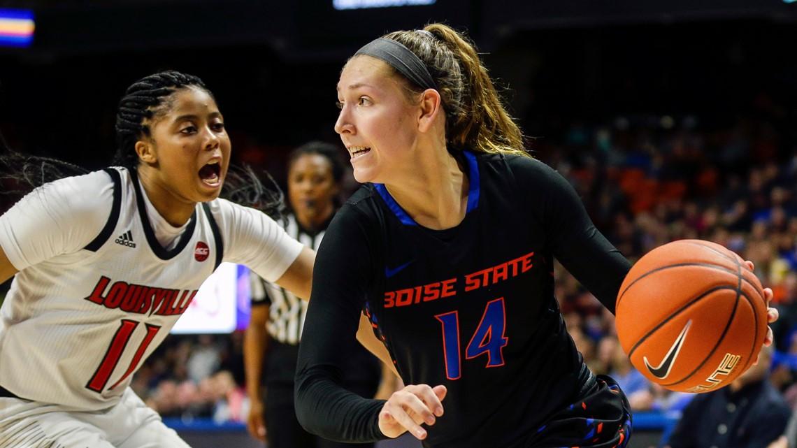 Boise State women's basketball enters last leg of the season on a hot streak