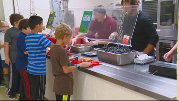 'We're here to make sure no one is left out': Idaho nonprofit on mission to end child hunger