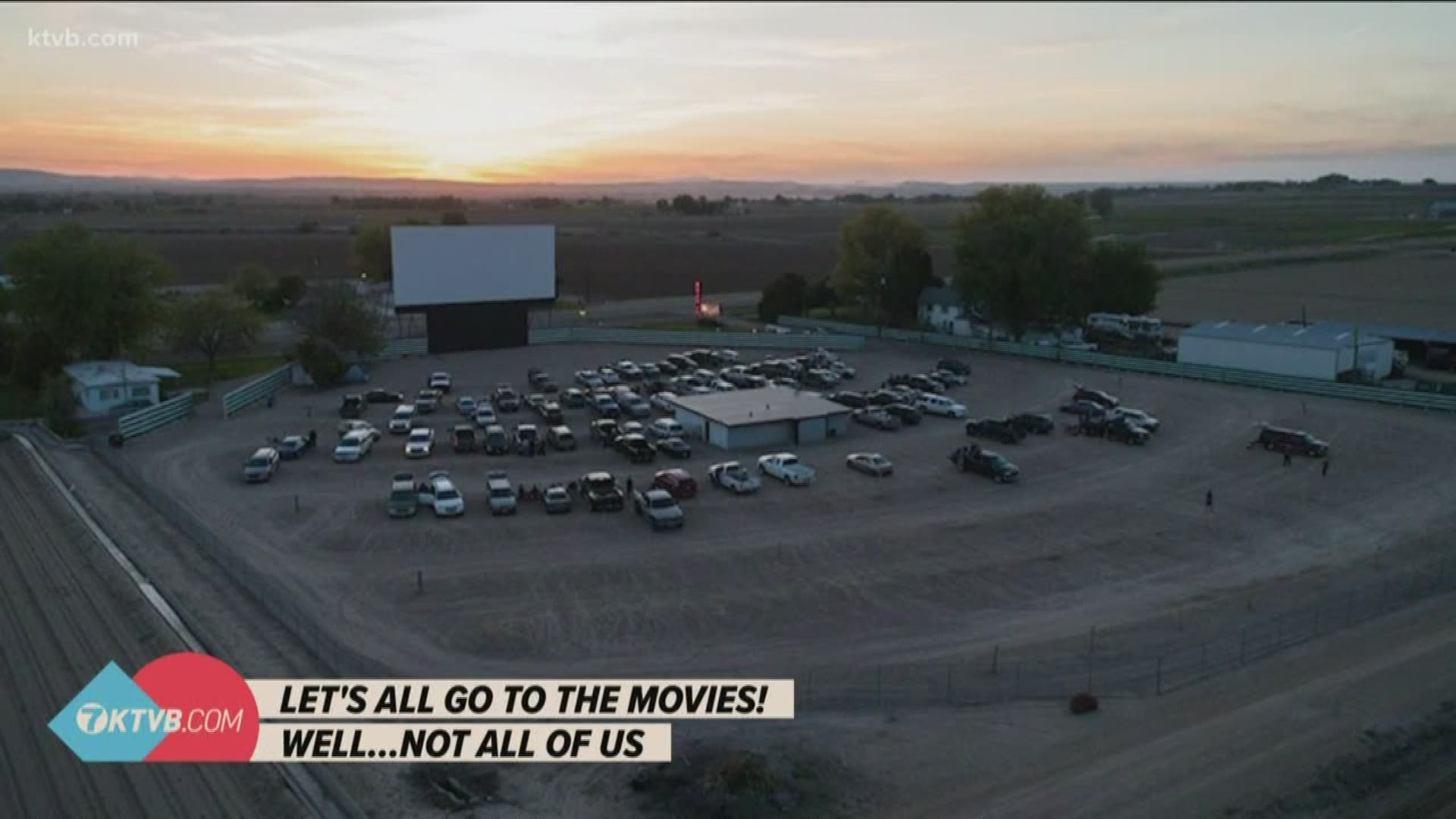 We Re Ready To Go We Were Ready A Month Ago Parma Motor Vu Drive In Theater Reopening Ktvb Com