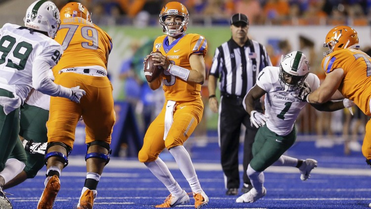 Boise State football: How does Air Force see Bachmeier?