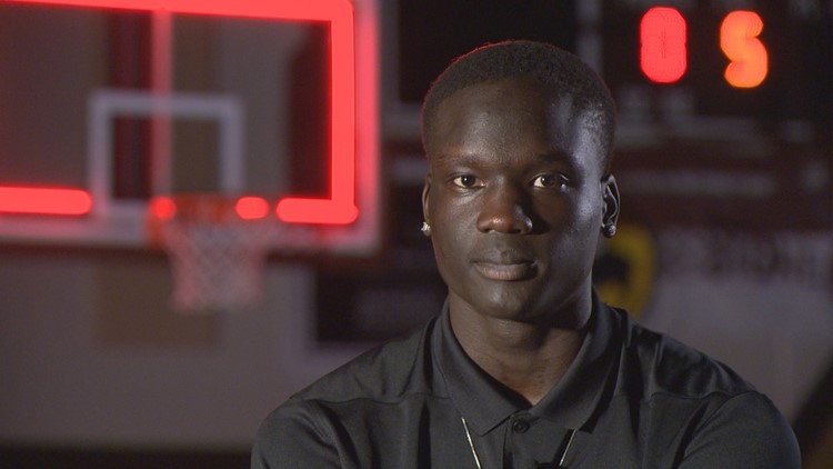 From a troubled past to a bright future: How basketball saved Vallivue's Amoro Lado
