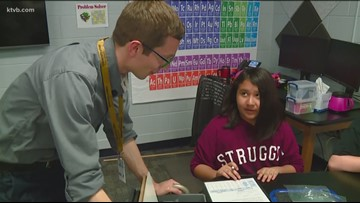 Innovative Educator: STARBASE gives students hands-on STEM experience