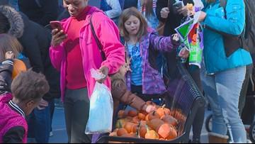 Hundreds gather in Eagle for annual Harvest Festival