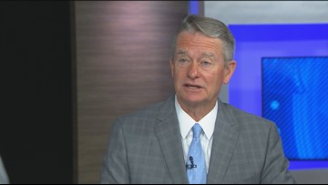 Viewpoint: Gov. Brad Little discusses Idaho's budget and other major issues