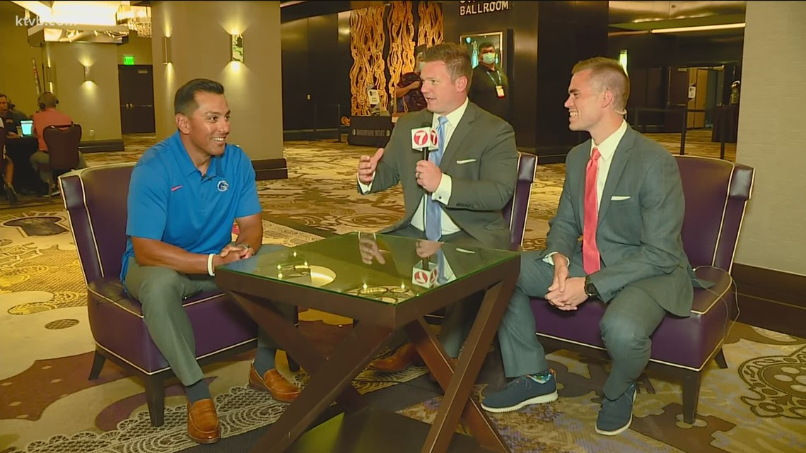 Head coach Andy Avalos talks Boise State in exclusive interview