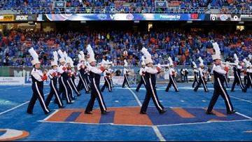 Boise State football: More TV details, generally good