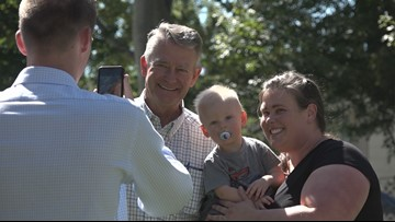 Governor Little proclaims September 'Recovery Month' at fundraiser in Emmett