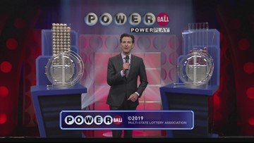 Powerball drawing for Wednesday, May 8