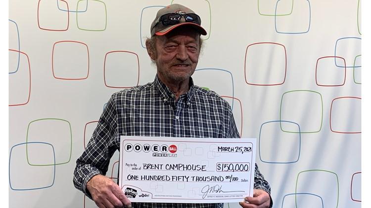 Rexburg man claims $150K Powerball win; 2nd ticket worth $100K sold in Ada County