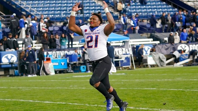 Boise State football: No. 21 in the top spot now?
