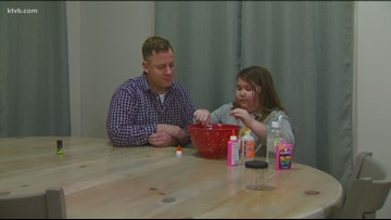 Meridian father reaches out to the community to help cover medical costs for his daughter's brain tumor
