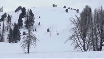 Avalanche danger 'considerable' in Sawtooth region