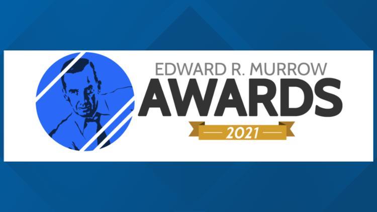 KTVB.COM honored with regional Edward R. Murrow Award
