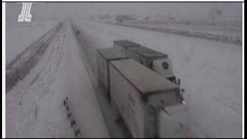 I-84 back open between Ontario & Pendleton