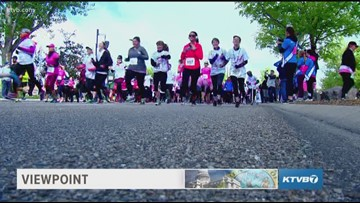 Viewpoint: Getting ready for the Susan G. Komen Race for the Cure