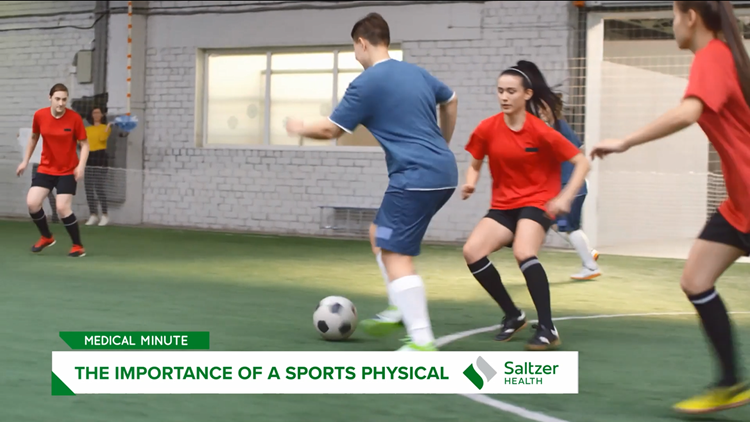 Medical Minute: The importance of a sports physical