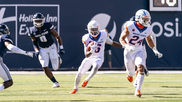 Boise State football: Pride in the receivers room