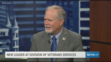 Viewpoint: New Division of Veterans Services leader; Trump administration foreign policy