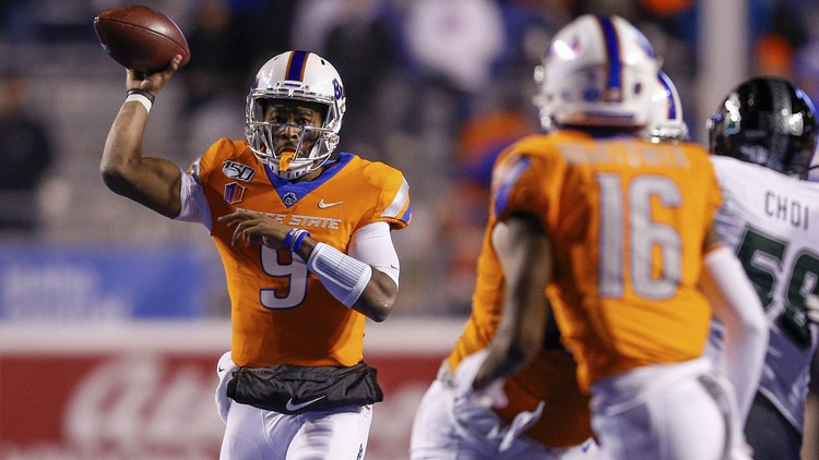 Boise State football: No. 9 is ready to be No. 2