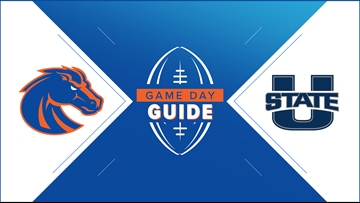 Game Day Guide: Boise State Broncos vs. Utah State Aggies