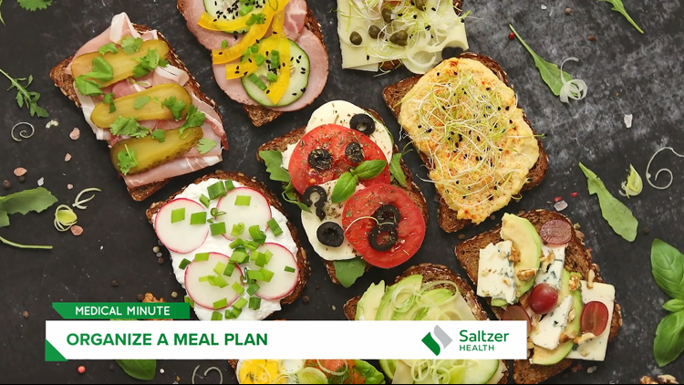 Medical Minute: Tips for healthy eating & how to take the first steps