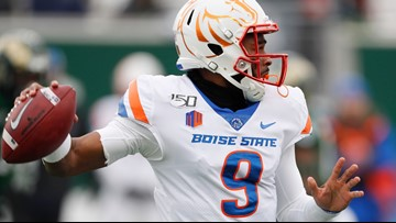 Boise State moves ahead of Cincinnati in the College Football Playoff rankings, still trails Memphis