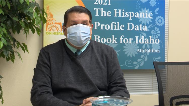 Hispanic & Latino Heritage Month: JJ Saldaña makes an impact on the Latino community