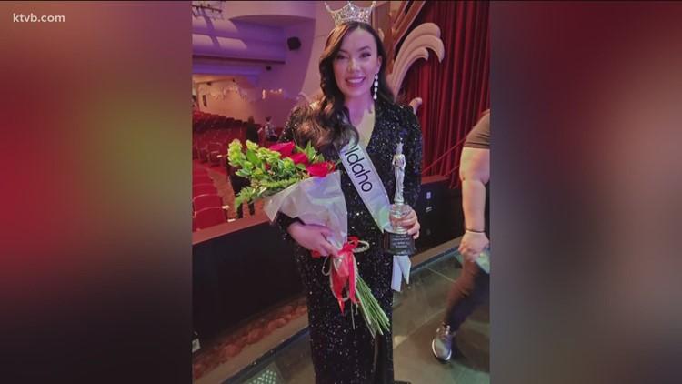 7's HERO: 7's HERO: U.S. Army reservist crowned Miss Idaho 2021