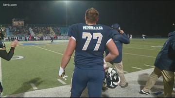Class 4A Idaho high school state football quarterfinal highlights: Jerome Tigers vs. Middleton Vikings