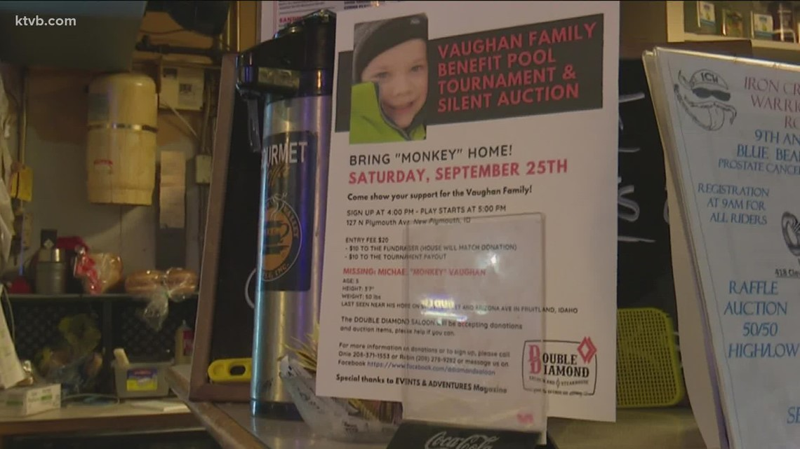 Fruitland community continues to come together amid search for missing 5-year-old
