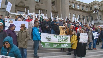 Idaho awaits word on Medicaid expansion plan