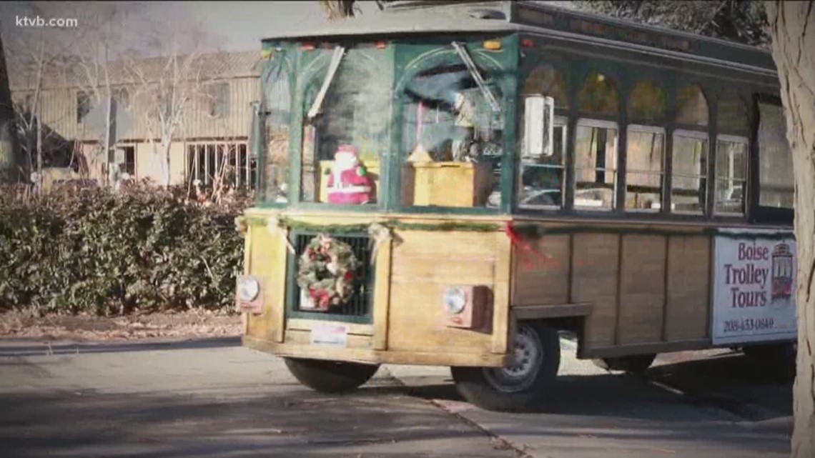 Keepin' It Local: Take a ride aboard Miss Molly the Trolley