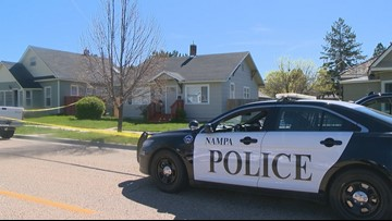 Police investigating after man shot in Nampa