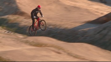 Bike skills park opens in Boise
