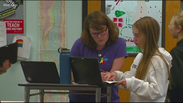 Teaching 'synergy' at Kuna Middle School