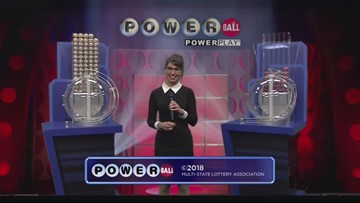 Powerball drawing for December 8
