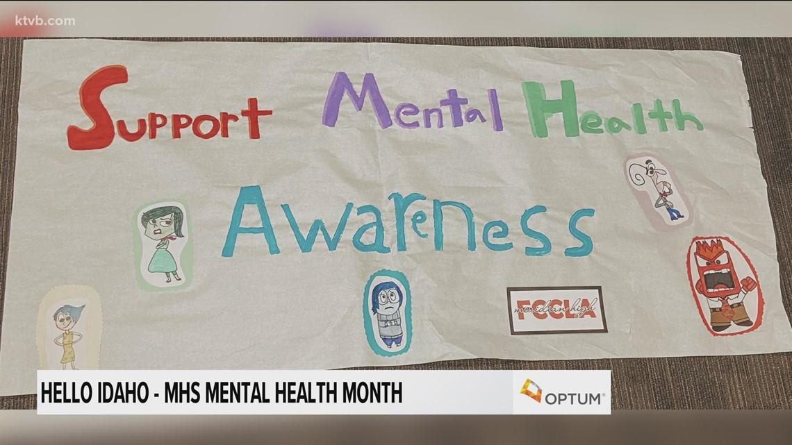 Hello Idaho: How Meridian High School seniors are prioritizing mental health in the last weeks of the school year