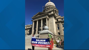 Governor, Idaho leaders urged to do more for salmon and steelhead