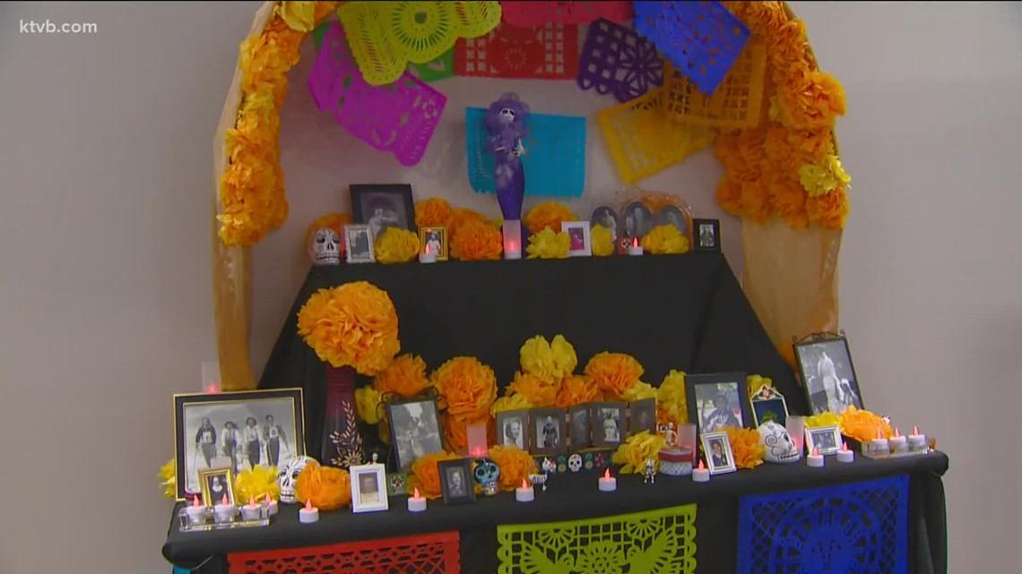 Día de Los Muertos celebrated at Idaho State Museum