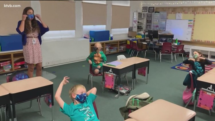 West Ada parents asking for masks to be optional by the end of the school year