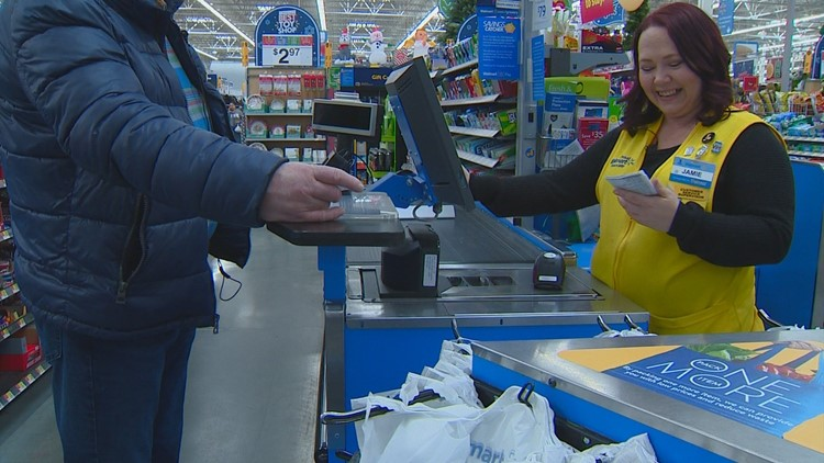Walmart Secret Santa