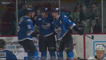 ECHL Commissioner visits Boise and discusses the Steelheads' success and growth