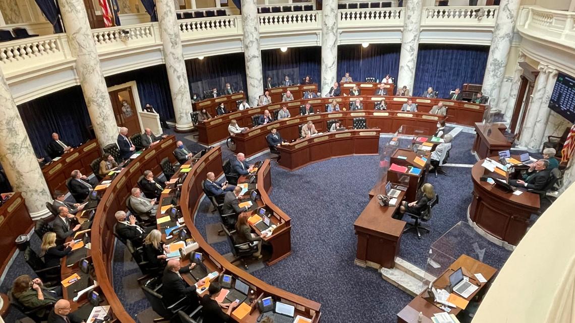 Idaho's part-time legislators creep closer to record-long session
