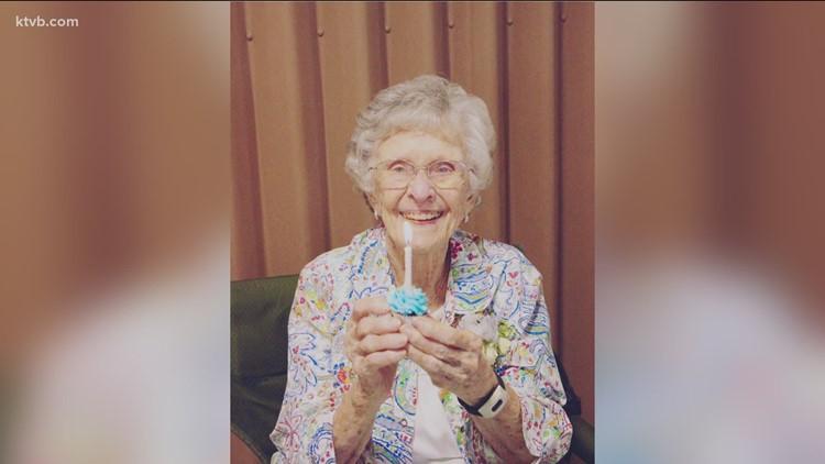 Mountain Home woman celebrates her 103rd birthday!
