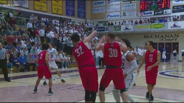 2019 CCC Basketball championship: College of Idaho vs. Southern Oregon