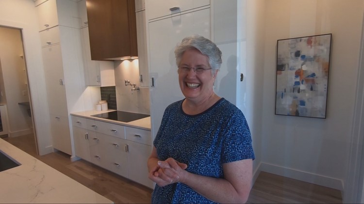 St. Jude Dream Home winner tours her new Meridian house
