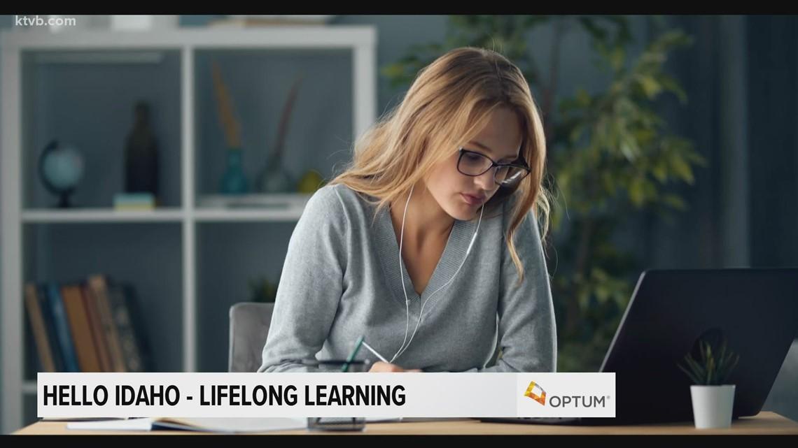 Hello Idaho: Positive effects of lifelong learning