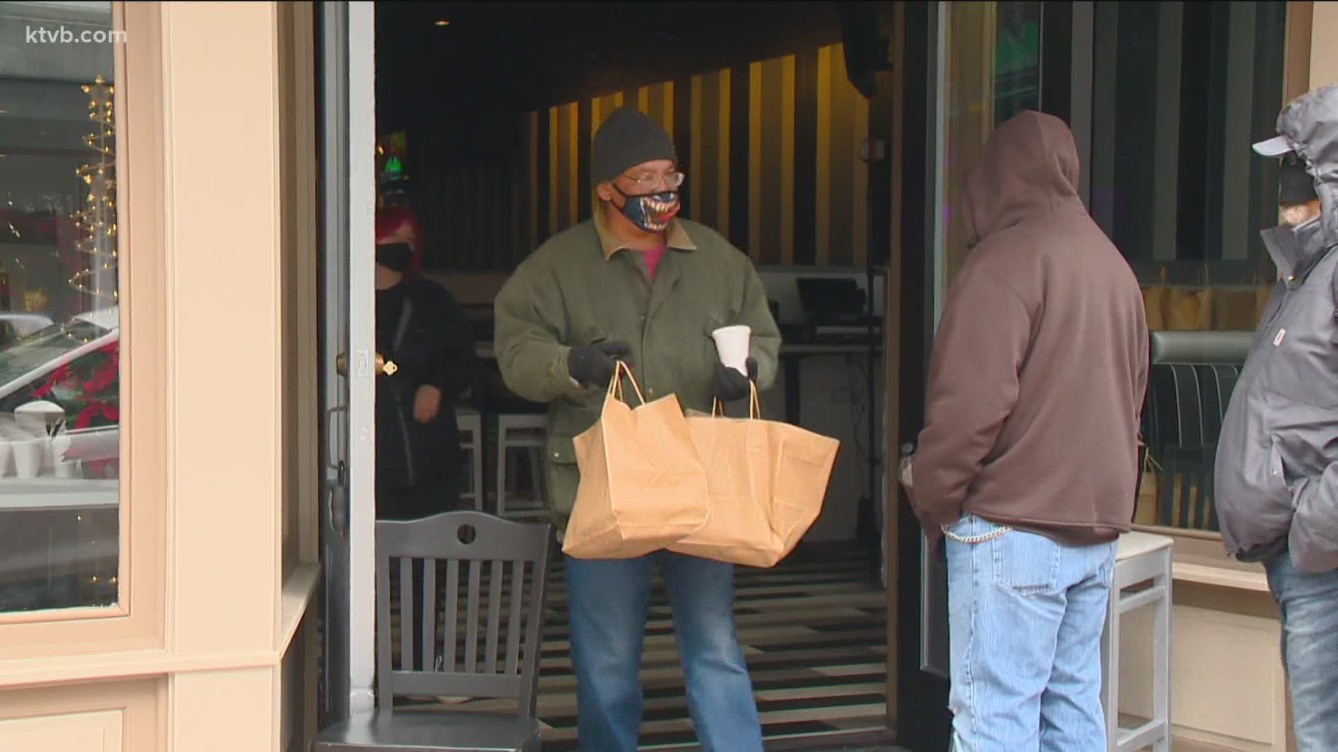 Christmas Day Buffet On Christmas Day Boise Id 2021 Downtown Boise Restaurants Provide Free Christmas Dinner To Those In Need Ktvb Com