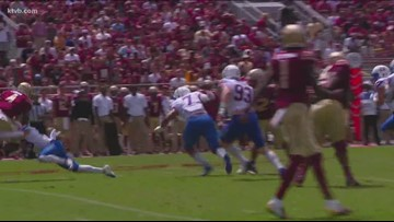 Highlights of Boise State's victory over Florida State